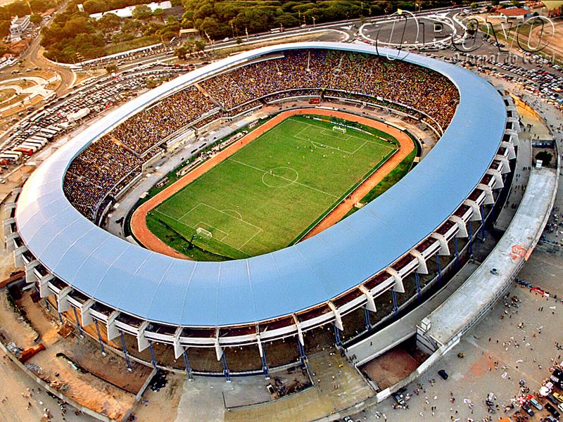 26º Estadio Castelão - Brasil 75.263 espectadores