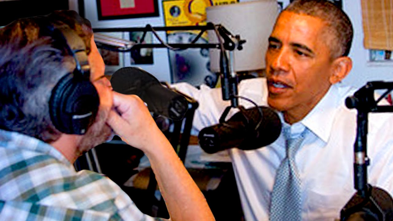 Obama-podcast