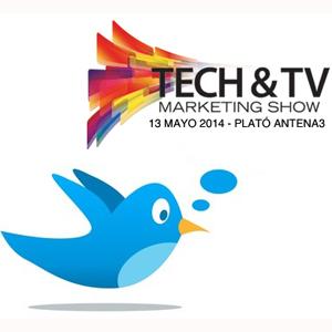 Tech & TV Marketing Show, en el plató de la Sexta Noche Antena 3, el 13 de mayo 2014.