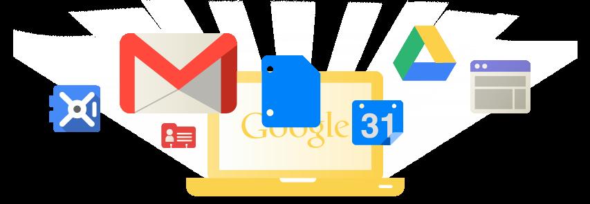 Parte I: Soluciones Google para empresas